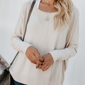 Vici Collection Ryleigh Cashmere Blend Sweater